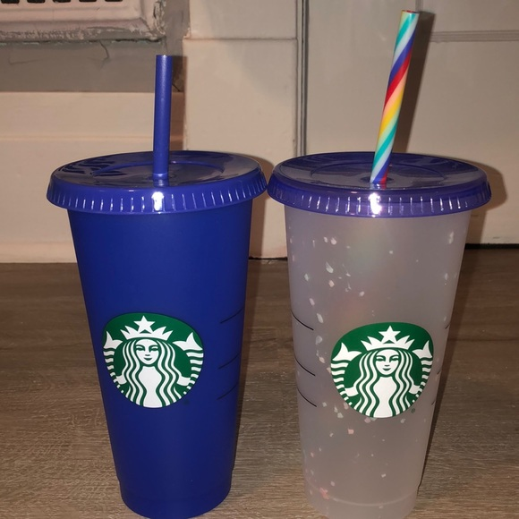 COPY - Brand new Starbucks color changing cups!